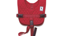 Infant flight travel vest by Baby B'Air.