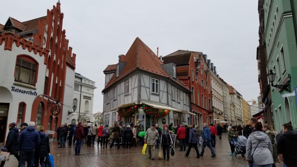Old Town Wismar