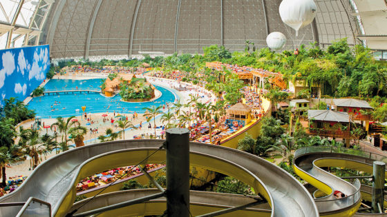 Tropical Islands Waterpark Germany