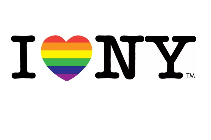 New York State LGBTQ logo