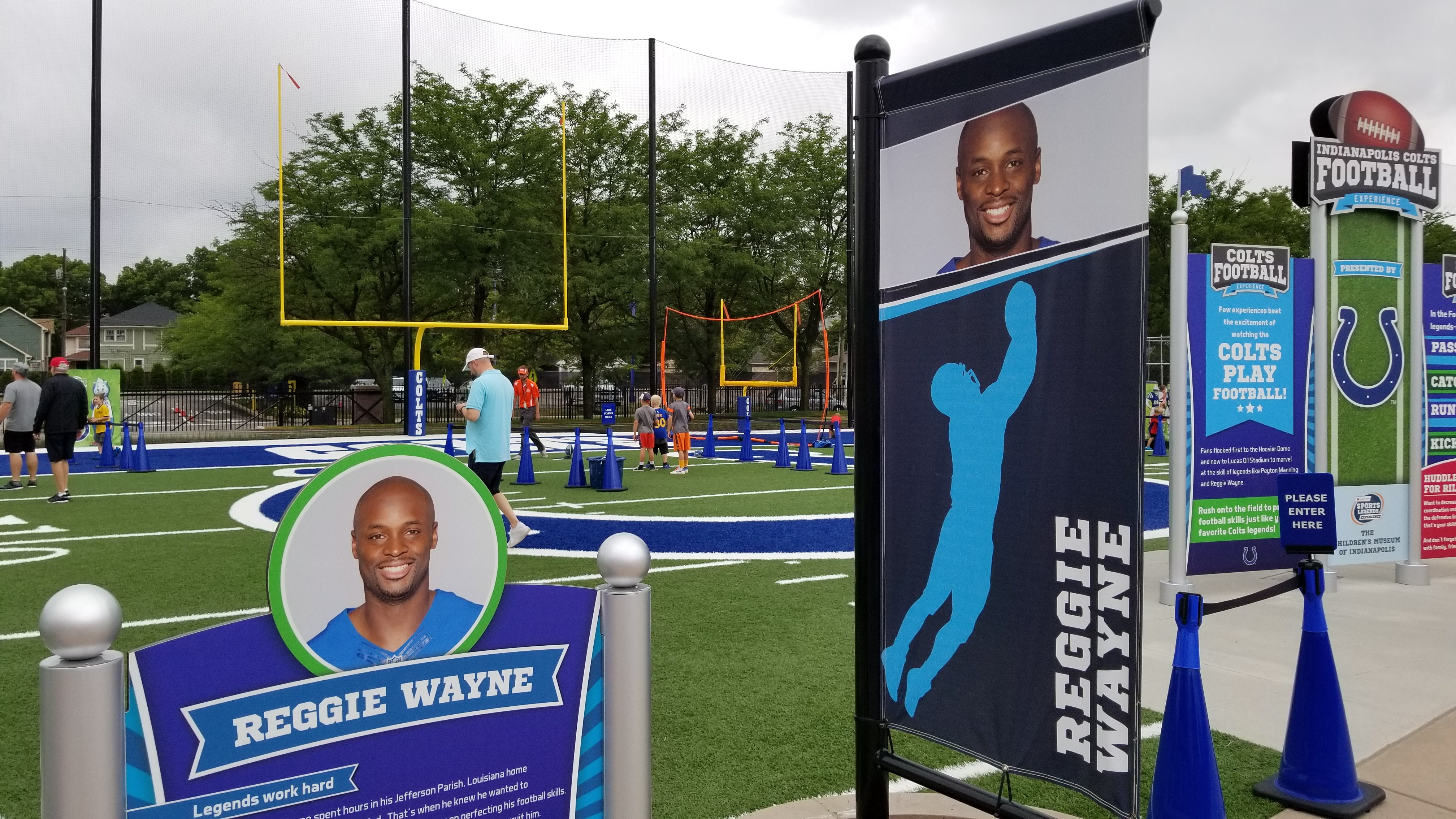 Football Sports Legends Experience