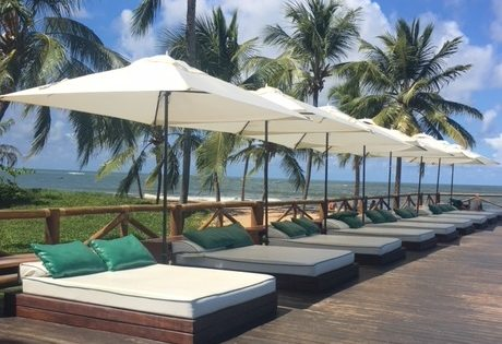 Tivoli Resort pool deck