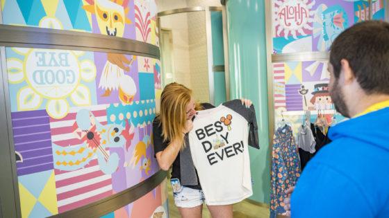 DisneyStyle shop