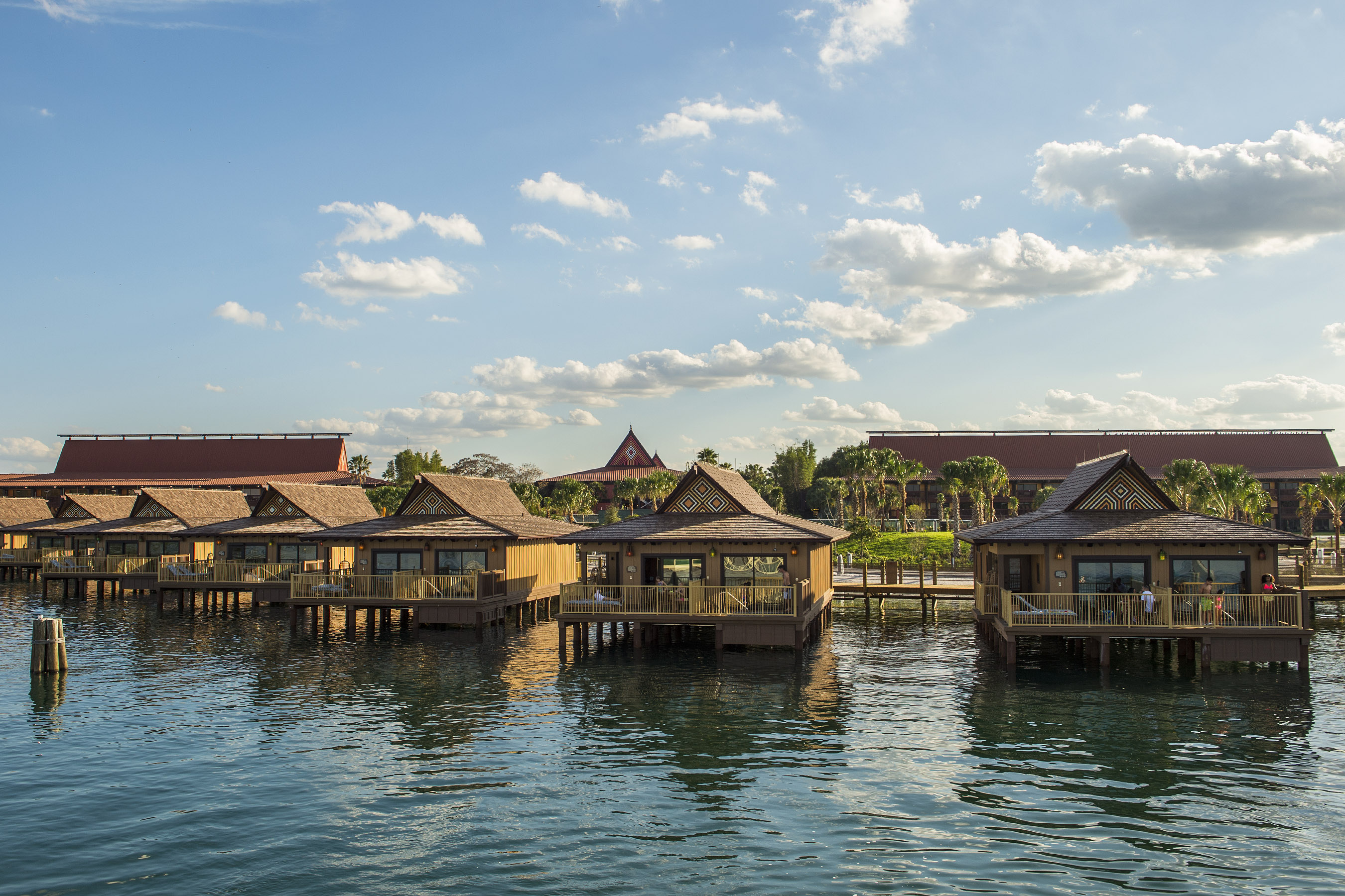 Bora Bora Bungalows at Disney's Polynesian Villas & Bungalows