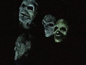 Dead Exposure: Patient Zero skulls.