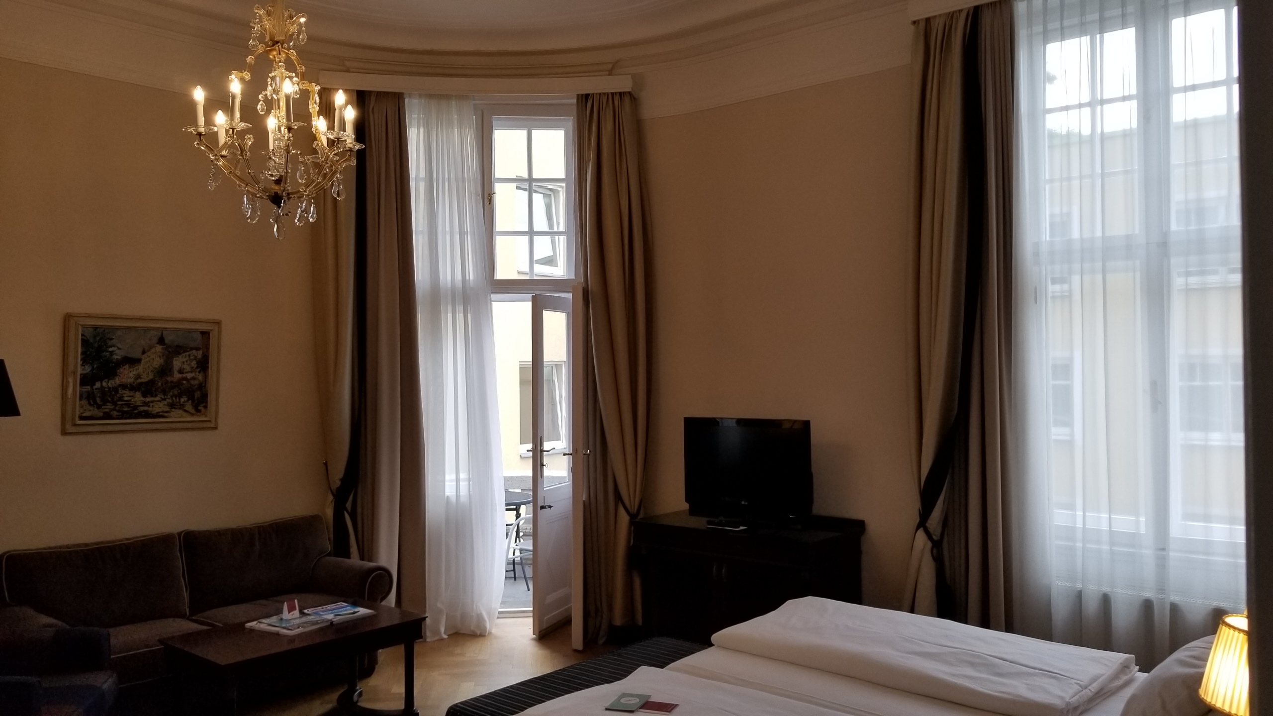 Suite at Austria Trend Parkhotel Schonbrunn
