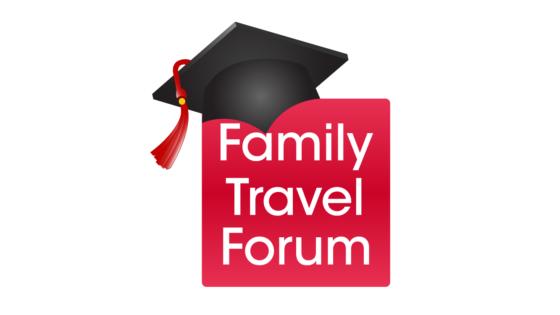 FTF Teen Travel Writing Scholarship logo by FamilyTravelForum.com