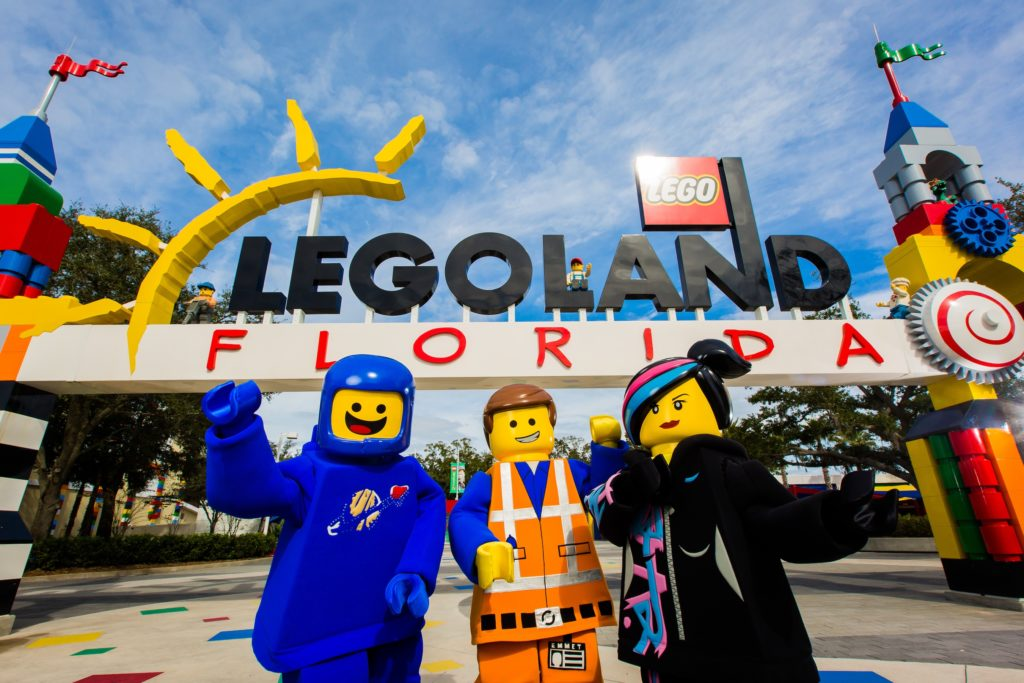 "Stars of the ""LEGO Movie: 4D A New Adventure"" await the family at LEGOLAND, where discounted family tickets are available through VisitOrlando.com"