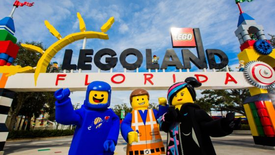 """Stars of the """"LEGO Movie: 4D A New Adventure"""" await the family at LEGOLAND, where discounted family tickets are available through VisitOrlando.com"""