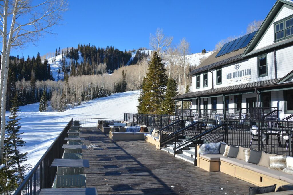 Mid-Mountian Lodge at Park City Mountain