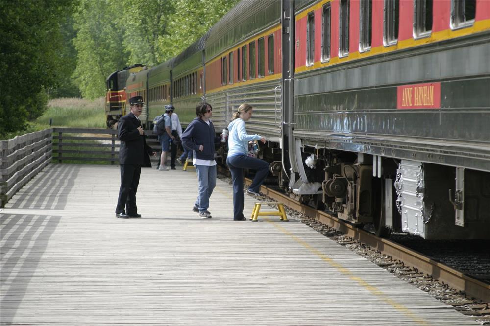 Cuyahoga Scenic Railway