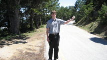 Hitchhiking in Croatia