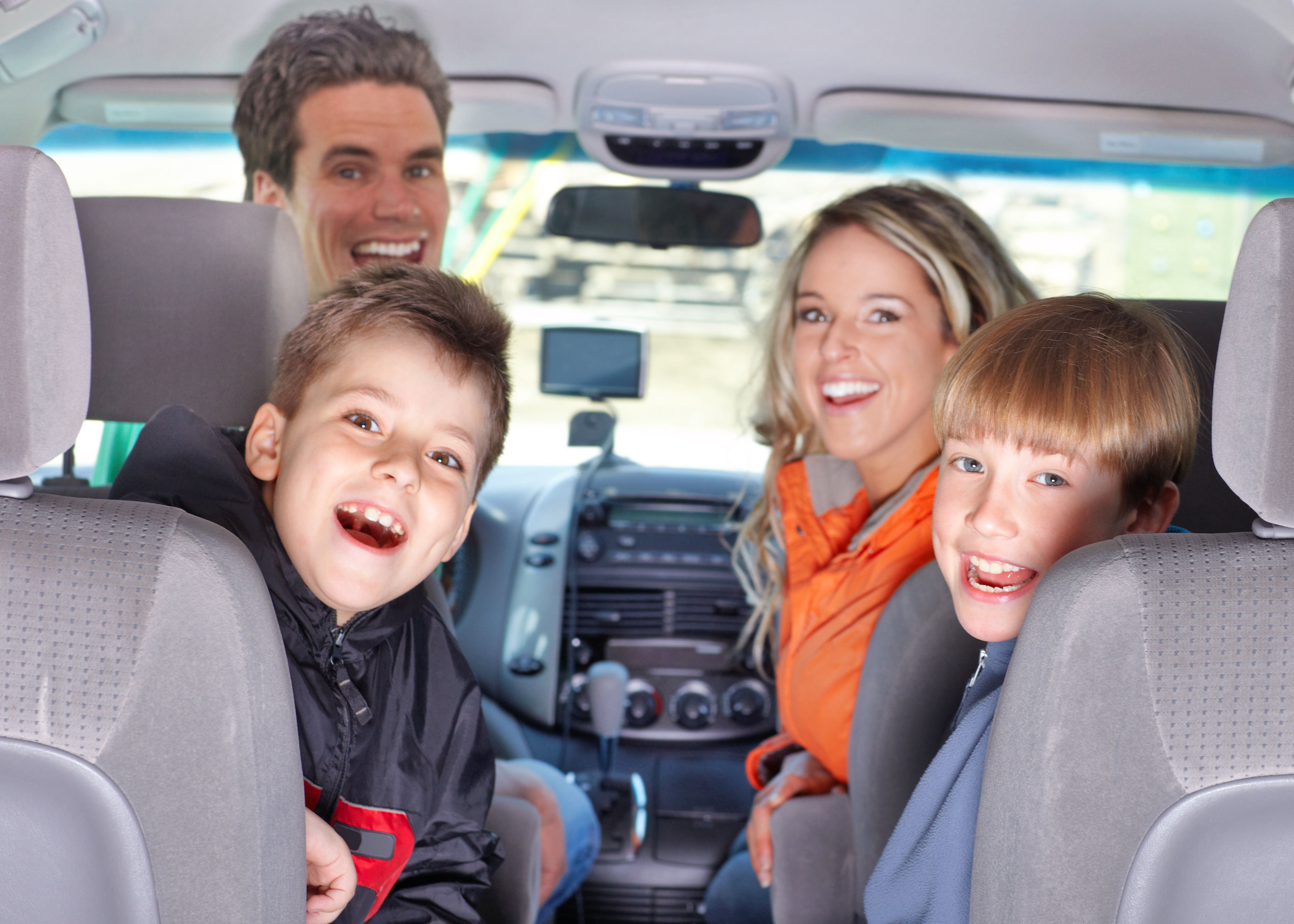 Favorite Car Games And Road Trip Fun For The Back Seat