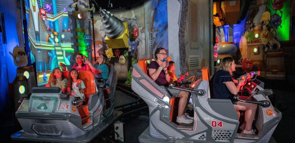 Hersheypark Cupfusion ride