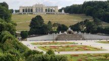 Prince Gardens at Schloss Schonbrunn