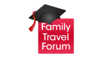 FTF Teen Travel Writing Scholarship logo by FamilyTravelForum.com