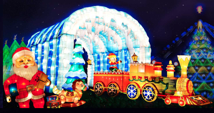 Top Holiday Lights And Christmas Displays In The Us