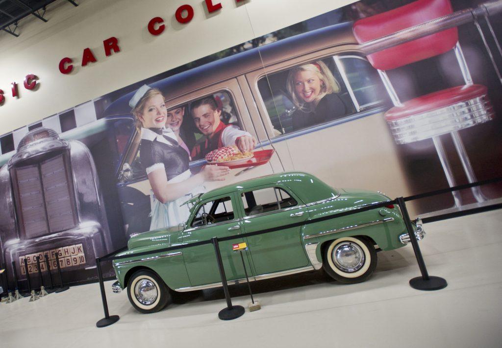 Classic cars in Kearny
