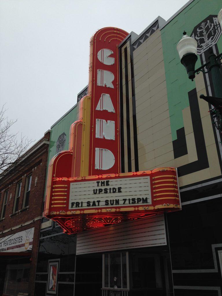 Grand Theatre, Grand Island, Nebraska
