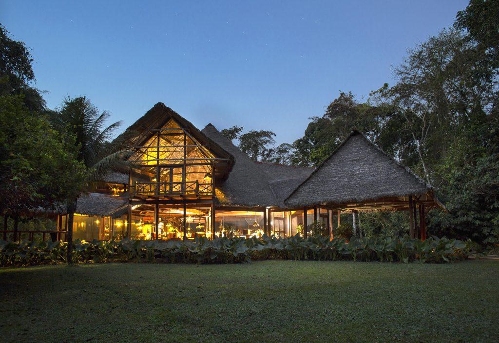 Inkaterra Reserva Amazonica, another luxury ecolodge