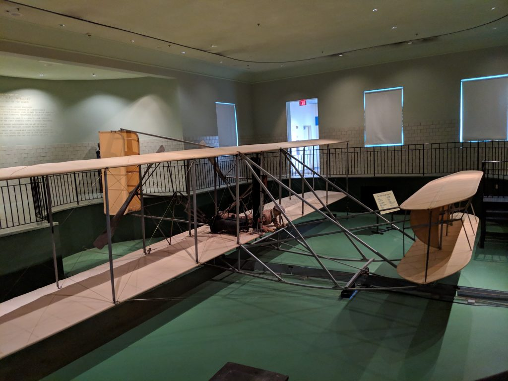 Wright Flyer III Aircraft