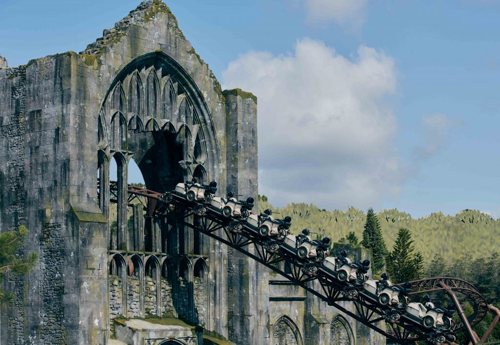 Soar with Hagrids Magical Creatures and Motorbike Adventure