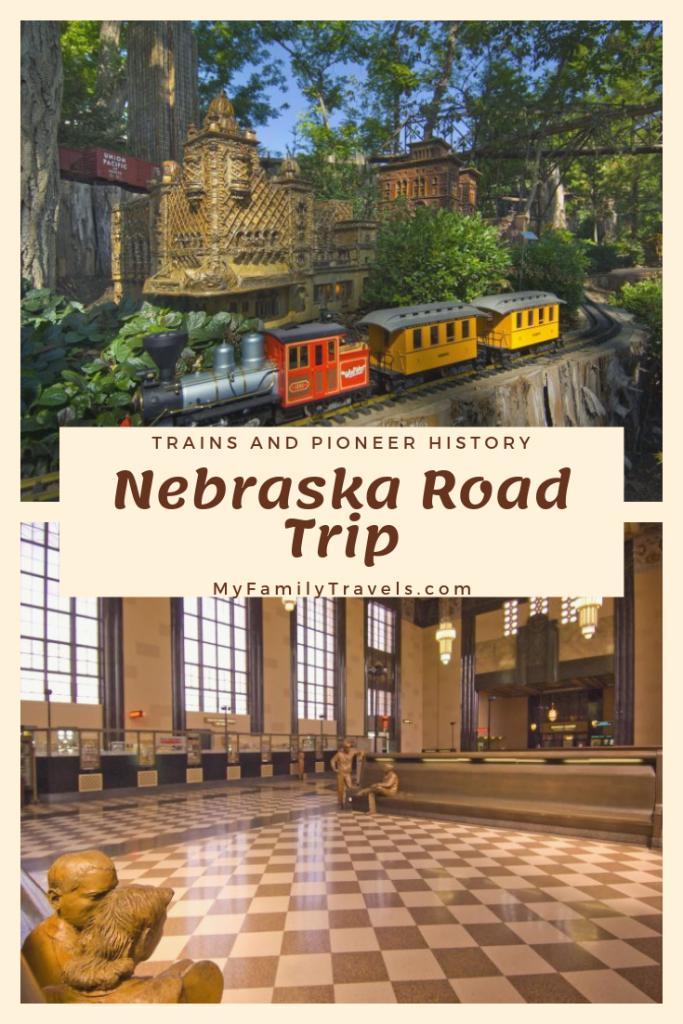 Nebraska has so much to offer Pin