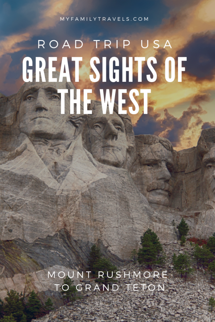 Road Trip USA: Great Sights of the West - Mount Rushmore
