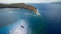 Molokini Rafting adventure.