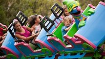 Grover's Alpine Express is a blast!