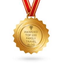 Feedspot Top 100 Family Travel Blog