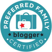 Preferred Family Blogger