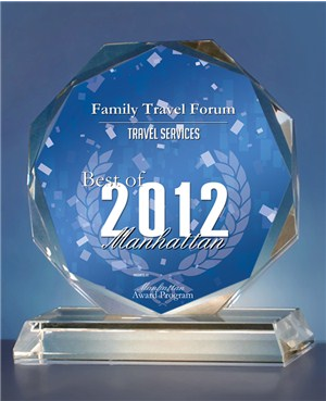 Best of Manhattan for Travel Services 2012