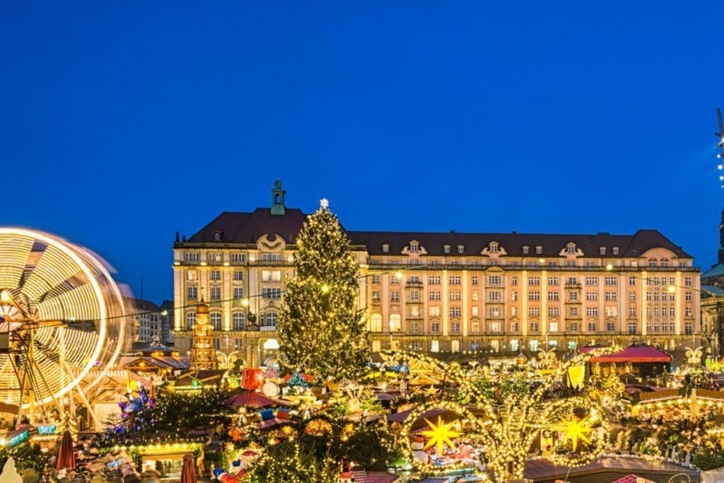 Dreseden Christmas Market