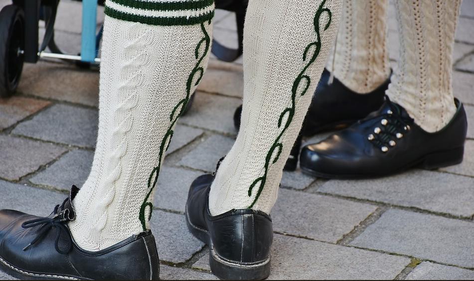 Lederhosen socks