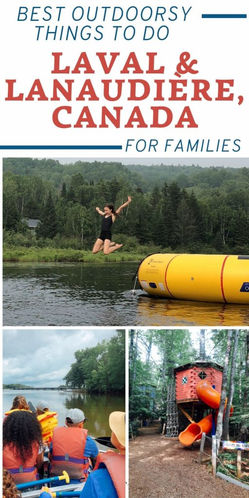 Top family activities for adventurers in Quebec province.
