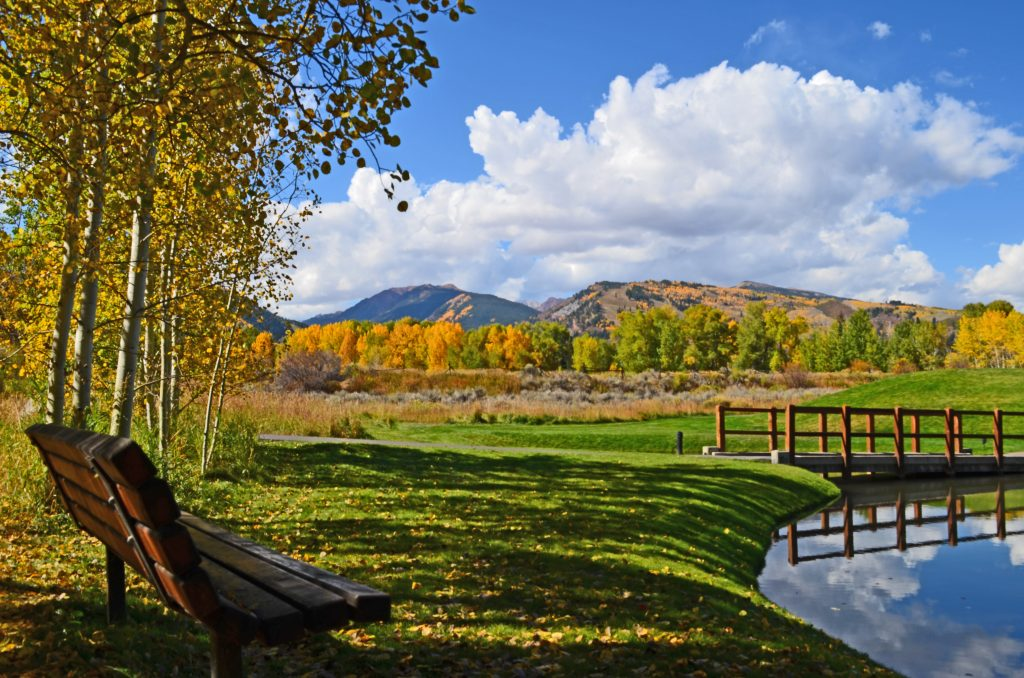 Anderson Park at Aspen Meadows