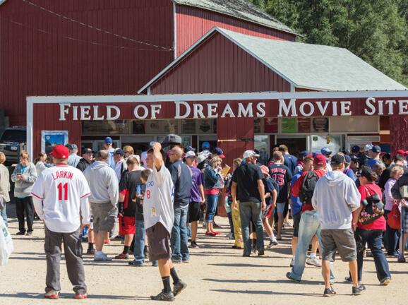 Iowa Field of Dream movie site