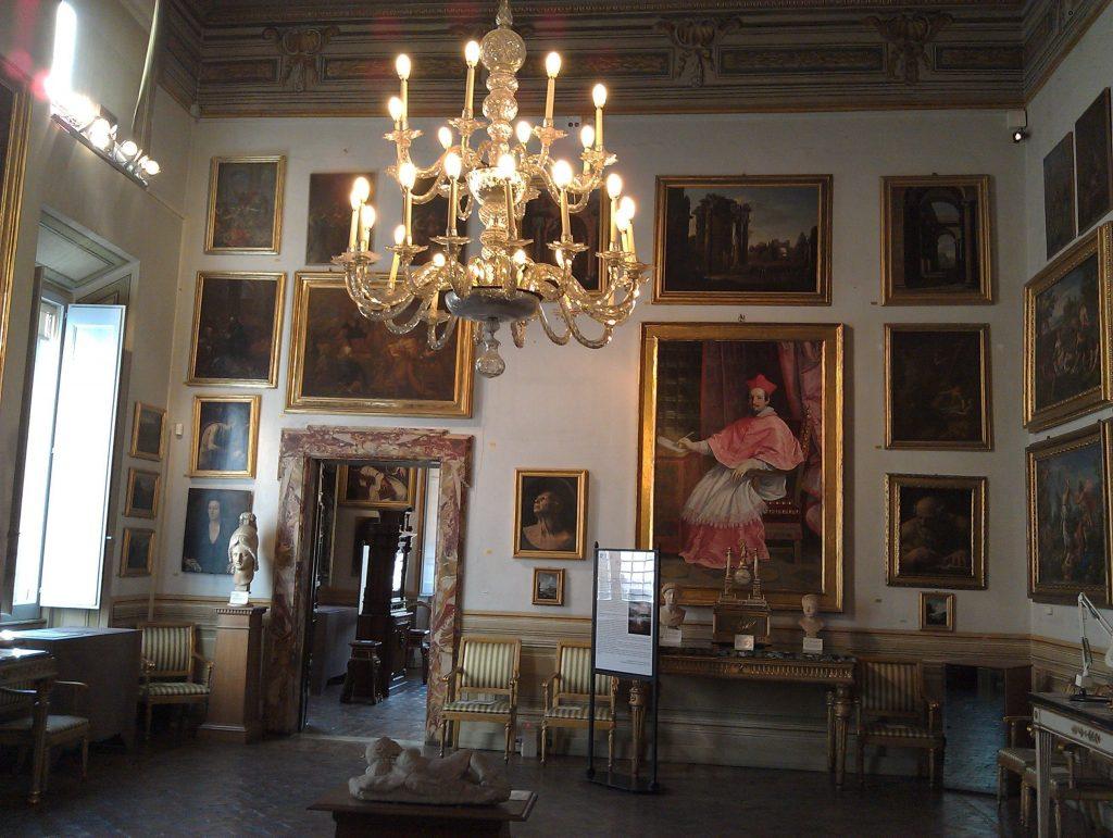 Spade Gallery, Rome
