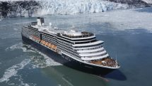 Holland America's Westerdam is sailing in Alaska Photo c. Holland America Line