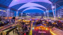 The 2019 Winter Market at Munich Airport