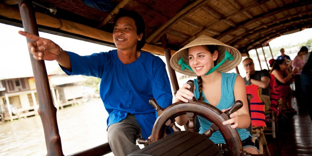 Cruising the Mekong River with Adventures by Disney