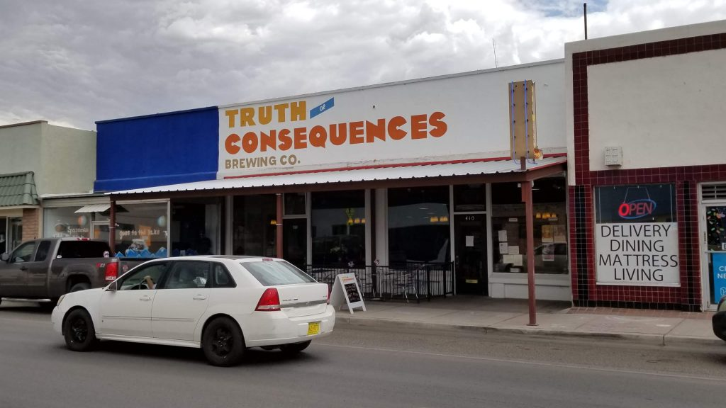 Brewery in Truth or Consequences New Mexico