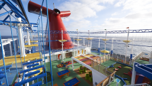 Play deck on Carnival Panorama