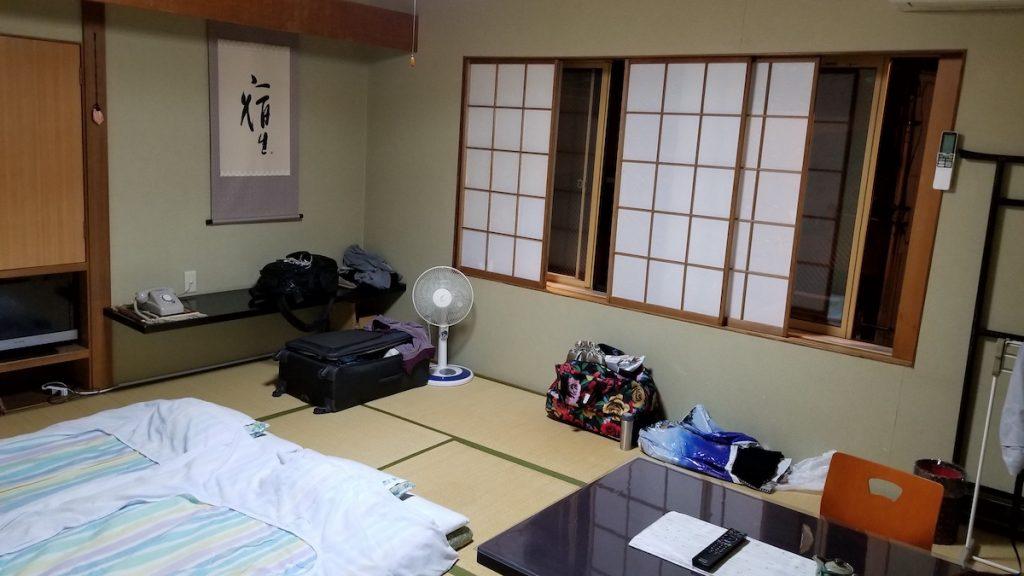 Kikunoyan Ryokan in Kanazawa
