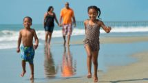 Grandchildren on the Grand Strand, Myrtle Beach