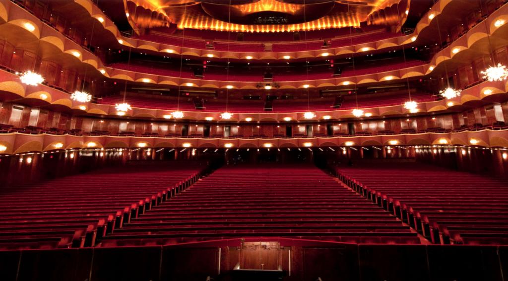 Metropolitan Opera in New York City