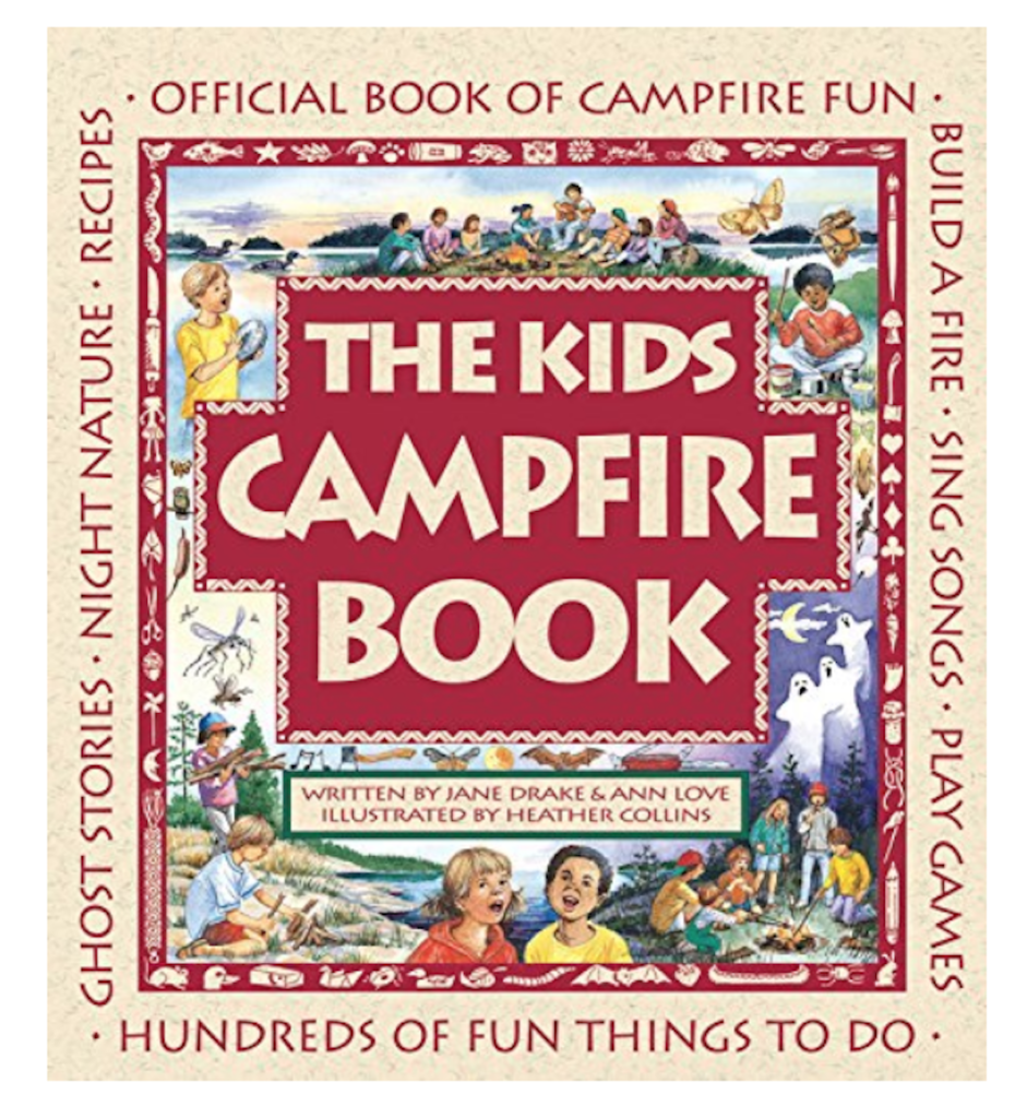 Kids Campfire book cover
