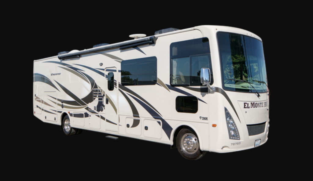 Type A Slideout Motorhome from El Monte