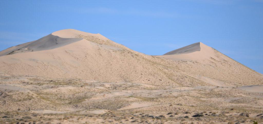 Kelso Dunes near Las Vegas
